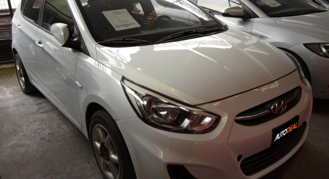 2016 hyundai accent hatchback 1.6l at diesel repossessed for sale in quezon city, metro manila, ncr autodeal