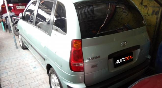 2004 Hyundai matrix AT