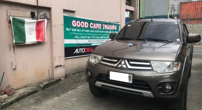 2014 mitsubishi montero sport glx mt used car for sale in makati city, metro manila, ncr autodeal