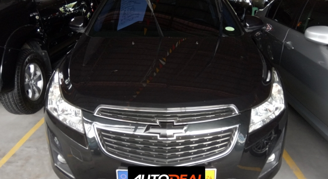 2013 chevrolet cruze 1.8 ls a t used car for sale in pasig city, metro manila, ncr autodeal