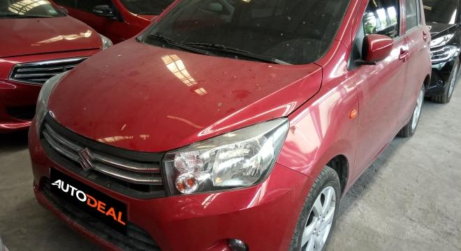 2018 Suzuki Celerio CVT