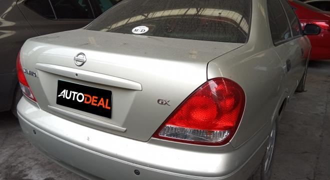 2013 Nissan Sentra GX 1.3L MT