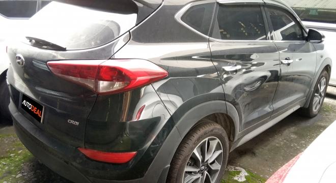 2017 Hyundai Tucson 2.0 CRDi AT