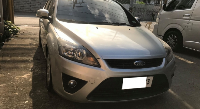 2012 Ford Focus Hatchback 2.0L AT Diesel