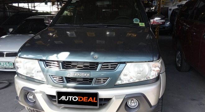 2011 isuzu crosswind xuv at used car for sale in quezon city, metro manila, ncr autodeal