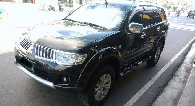 2011 Mitsubishi Montero Sport GLS V