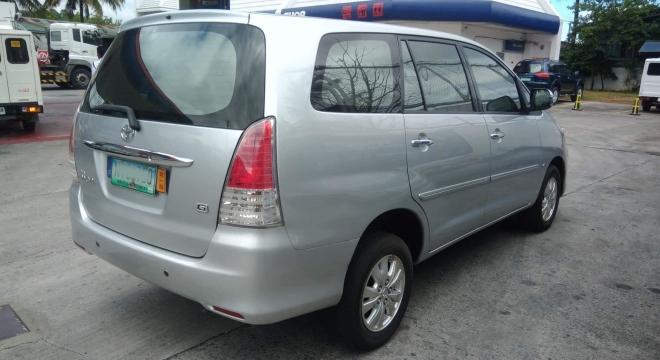 2009 Toyota Innova G Diesel AT