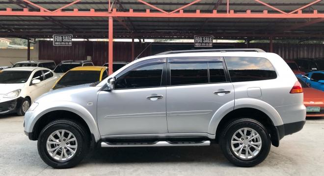 2011 Mitsubishi Montero Sport GLX MT