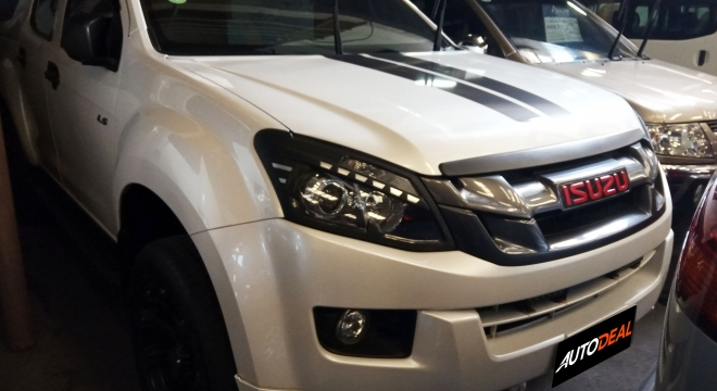 2015 isuzu d-max ls x-series 4x2 used car for sale in quezon city, metro manila, ncr autodeal