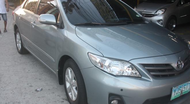 2011 Toyota Corolla Altis 1.6 E AT