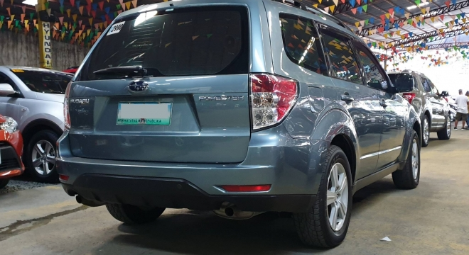 2011 Subaru Forester 2.0XS