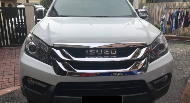 2015 isuzu mu-x 2.5 at certified pre-owned for sale in quezon city, metro manila, ncr autodeal