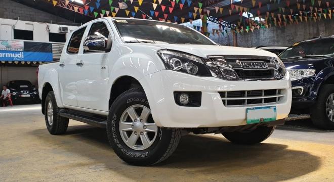 2014 isuzu d-max 4x4 ls mt used car for sale in quezon city, metro manila, ncr autodeal