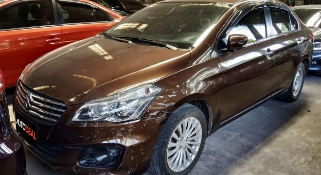 2016 Suzuki Ciaz GLX AT
