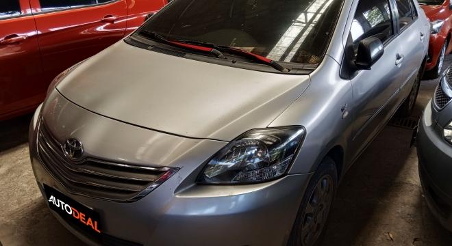 2012 Toyota Vios 1.3 E MT