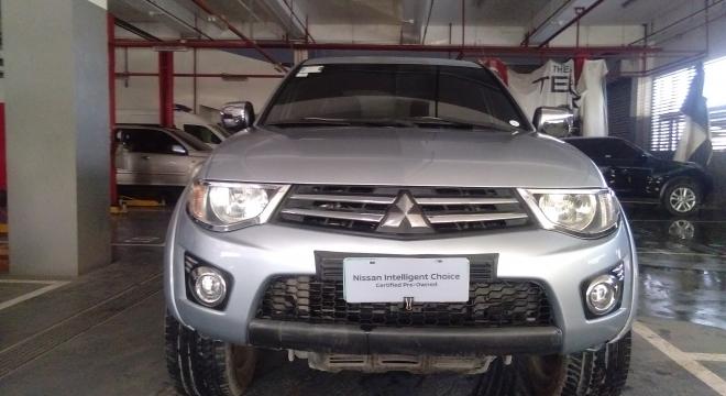 2012 Mitsubishi Strada GLX V AT