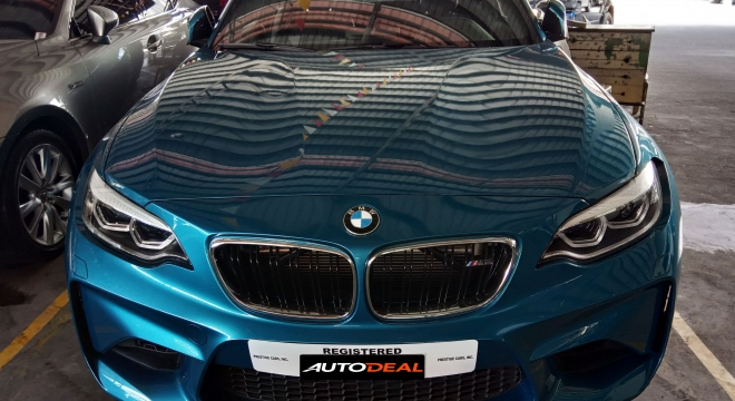 2018 bmw 2-series coupé m2 used car for sale in pasig city, metro manila, ncr autodeal