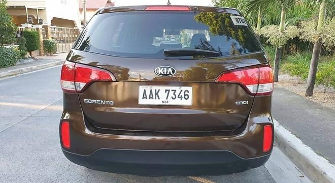 2013 Kia Sorento 2.2 LX 2WD A/T