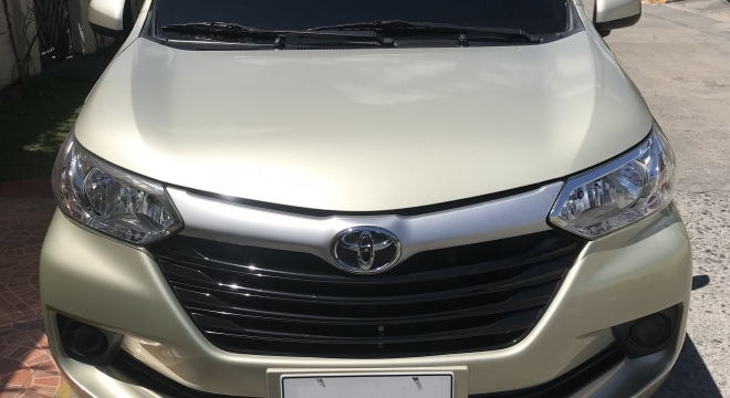 2016 Toyota Avanza 1.3E AT