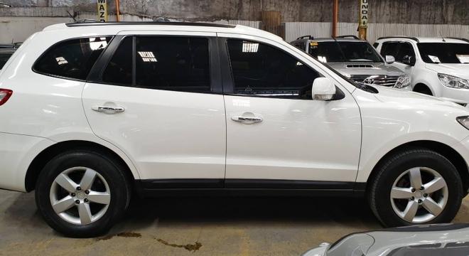 2009 Hyundai Santa Fe Diesel 4X2 AT