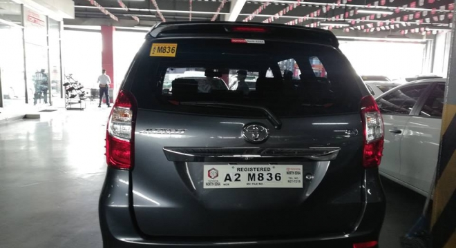 2018 Toyota Avanza G AT