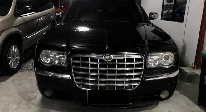 2007 Chrysler 300C 2.7L AT Gasoline
