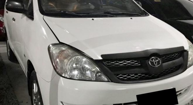 2008 Toyota Innova J Gas MT
