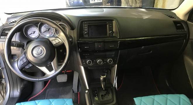 2013 Mazda CX-5 SKYACTIV
