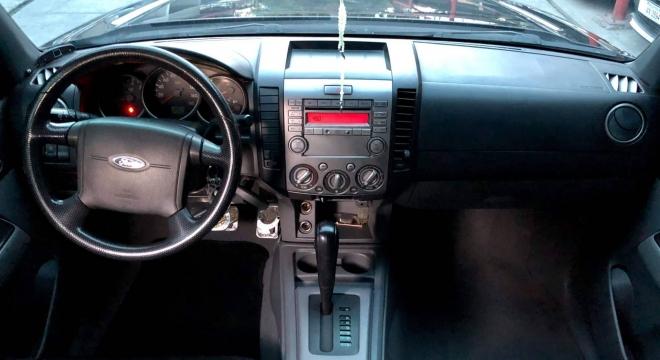2010 Ford Ranger Wildtrak (4X2) AT