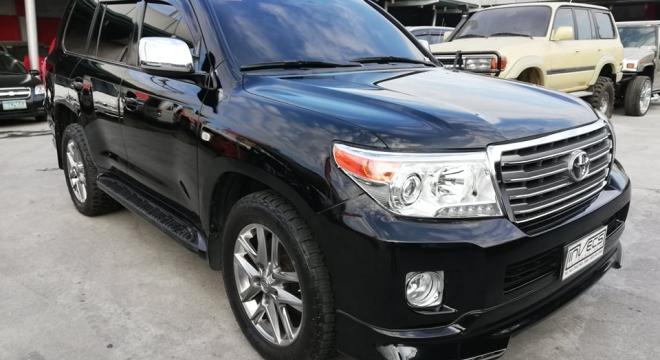 2010 Toyota Land Cruiser 200 GX.R
