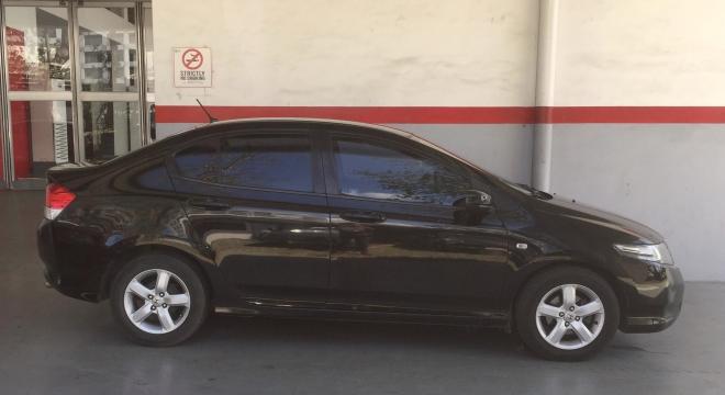2009 Honda City S MT