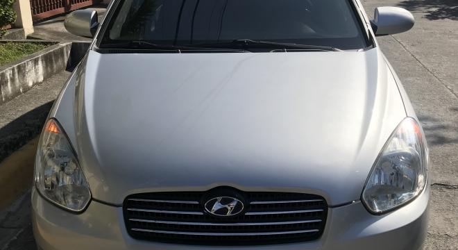 2007 Hyundai Accent Sedan 1.5 CRDi MT