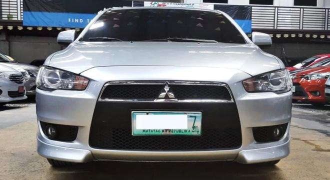 2009 Mitsubishi Lancer EX GT - A