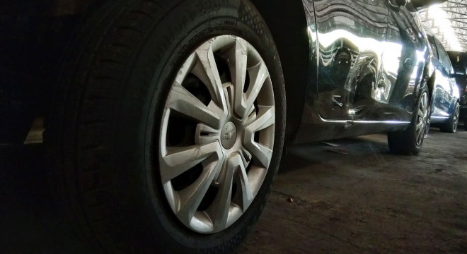 2016 Chevrolet Sail 1.3L LT MT