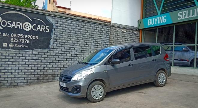 2018 Suzuki Ertiga GL MT