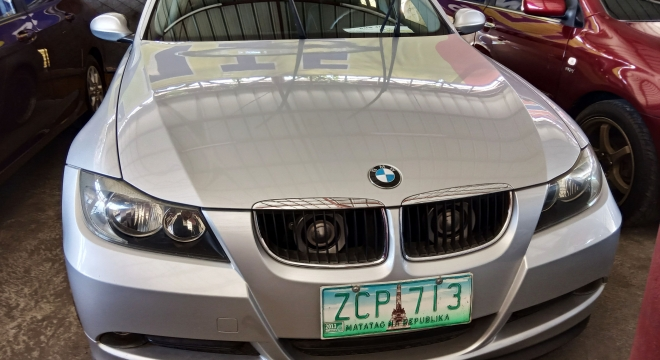 2006 bmw 3-series sedan 316i used car for sale in imus city, cavite, calabarzon autodeal