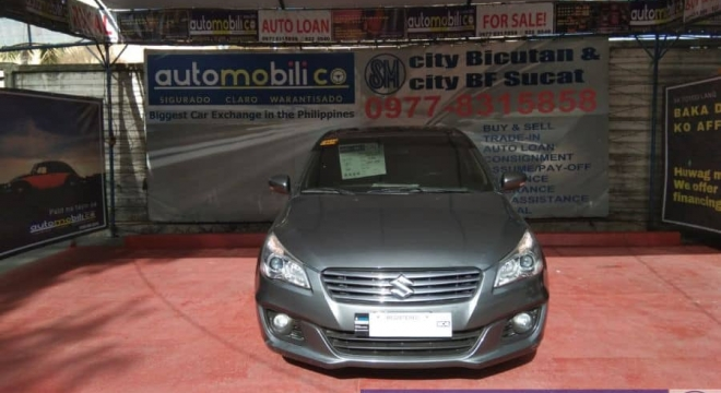 2017 suzuki ciaz 1.4 gl at used car for sale in paranaque city, metro manila, ncr autodeal