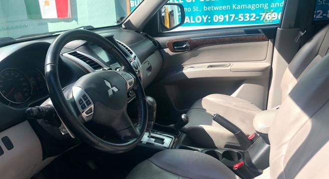 2012 Mitsubishi Montero Sport GTV