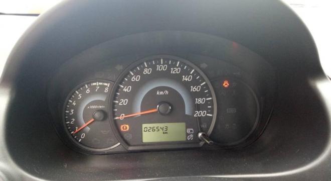 2016 Mitsubishi Mirage 1.2L MT Gasoline