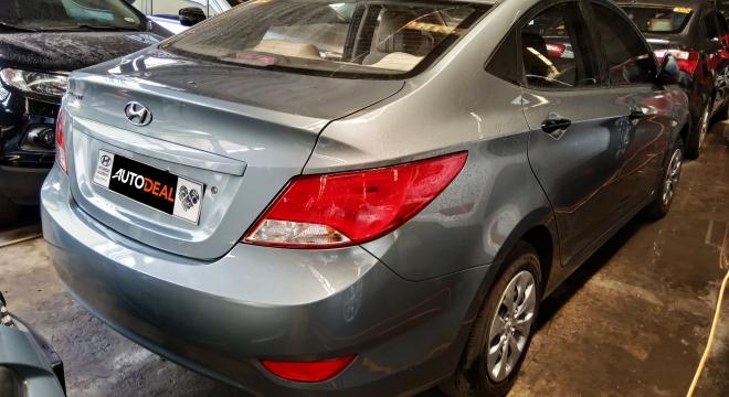2018 Hyundai Accent Sedan 1.4 GL AT