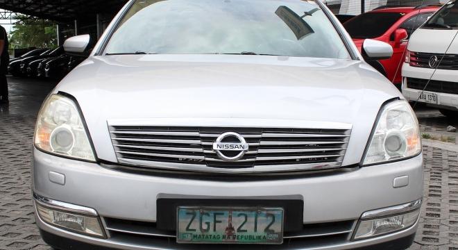 2007 Nissan Teana 230 JK AT