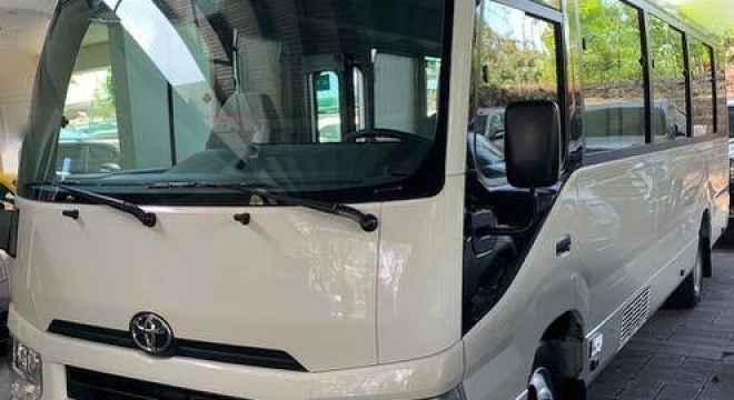 2019 Toyota COASTER 4 2L MT Used Car For Sale in Pasay City, Metro