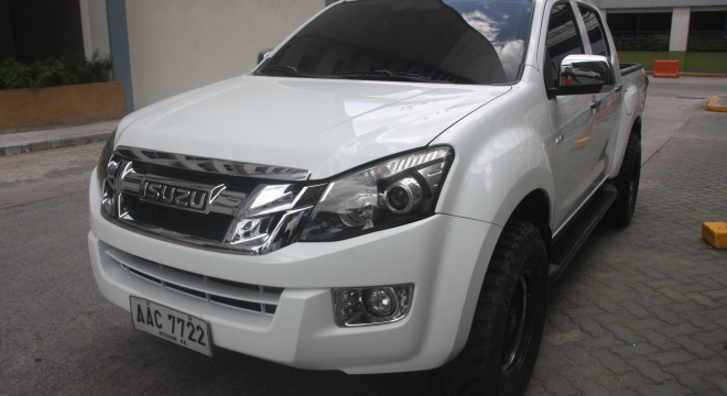 2014 isuzu d-max 4x2 ls at used car for sale in manila, metro manila, ncr autodeal