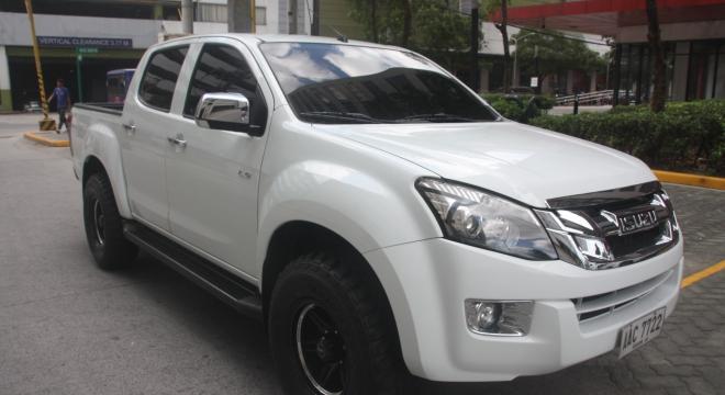 2014 Isuzu D-MAX 4X2 LS AT