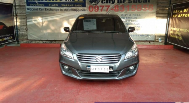 2017 suzuki ciaz 1.2l at used car for sale in paranaque city, metro manila, ncr autodeal