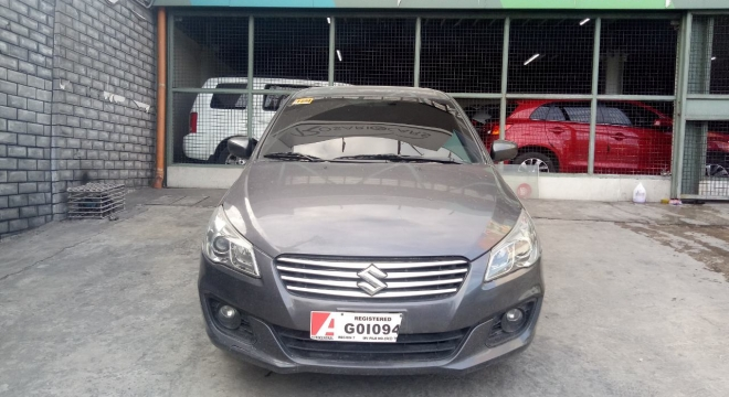 2018 suzuki ciaz 1.4 gl mt used car for sale in pasig city, metro manila, ncr autodeal