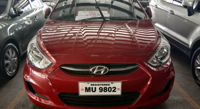 2018 hyundai accent sedan 1.6 at used car for sale in marikina city, metro manila, ncr autodeal