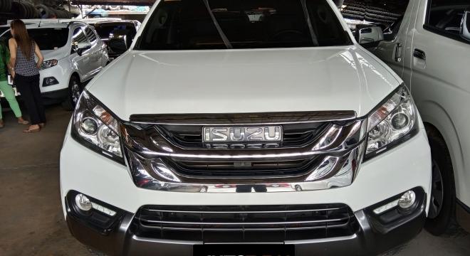 2016 isuzu mu-x 3.0 at diesel used car for sale in quezon city, metro manila, ncr autodeal