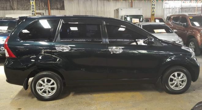2015 Toyota Avanza 1.3 E AT