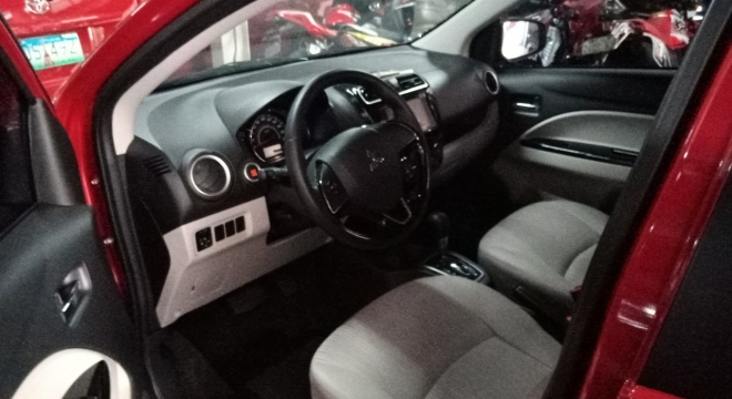 2018 Mitsubishi Mirage G4 GLS 1.2 CVT